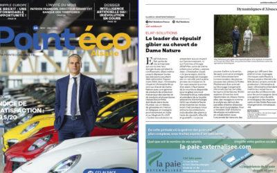 Revue de presse : Point Éco Alsace
