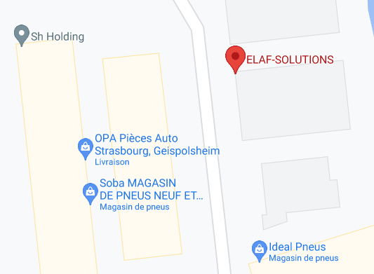 Elaf Solutions MAP